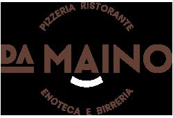 logo pizzeria da maino
